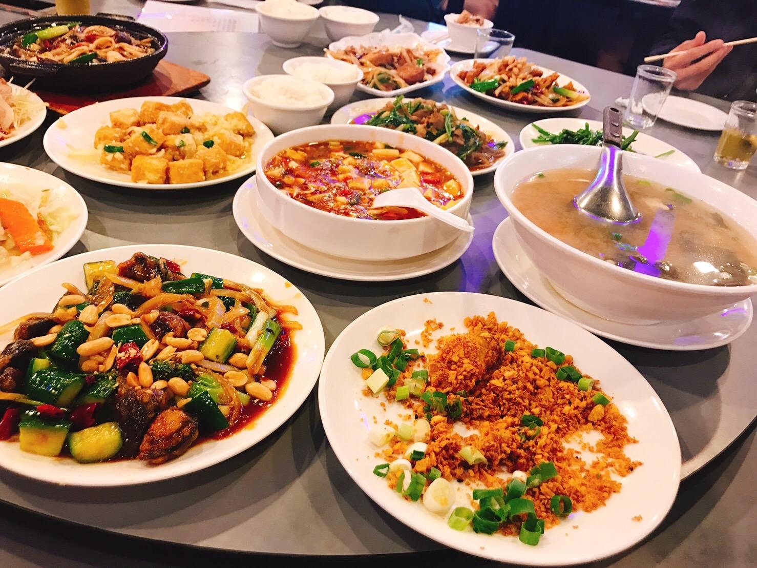 台湾 食事