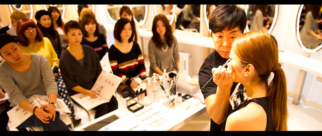[BRILLIAGE妝前飾底乳]彩妝大師嶋田CHIAKI設計的妝前乳