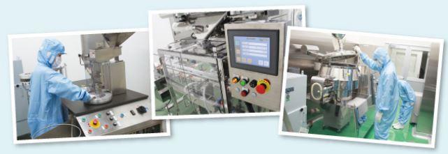 必能伸是由嚴格管理制度的日本國工廠製造的產品,所以安全又可靠
