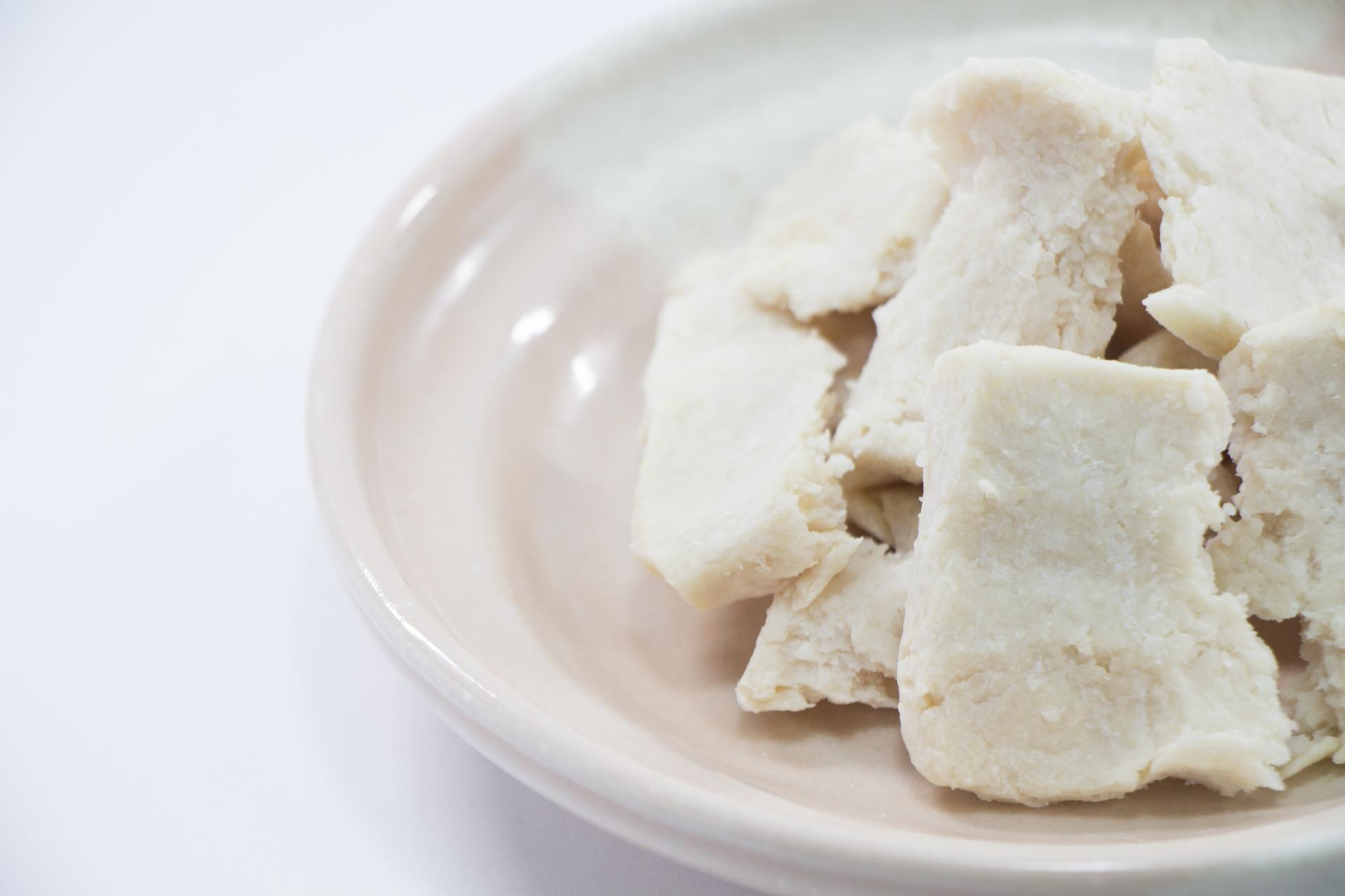 CALORIESTON PRO 用酒粕纖維來溶解脂肪