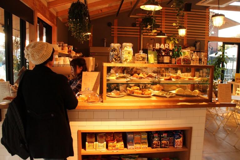 大阪天王寺公園 SPOONS CAFE003