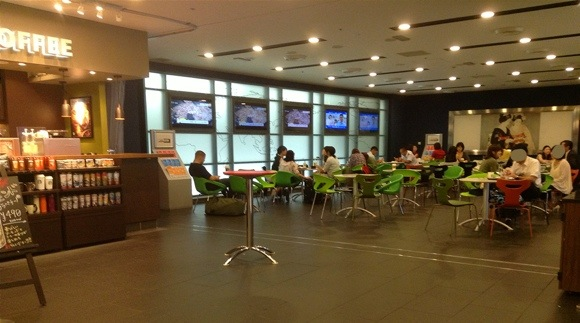 STARBUCKS 成田機場第2航廈店002