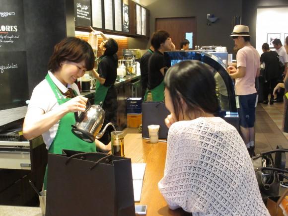STARBUCKS(星巴克)神戶舊居留地店005