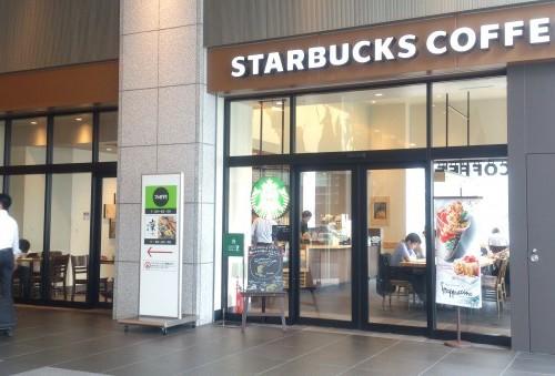 STARBUCKS東京Station City Sapia Tower店
