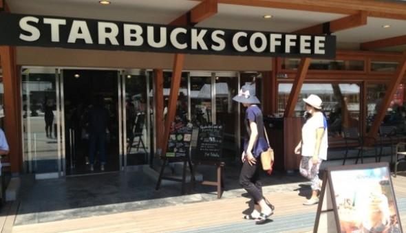 STARBUCKS 上野恩賜公園店