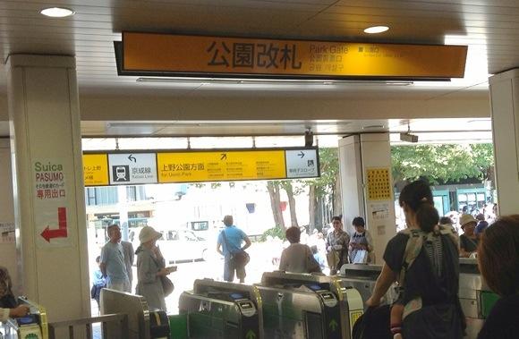 STARBUCKS 上野恩賜公園店003