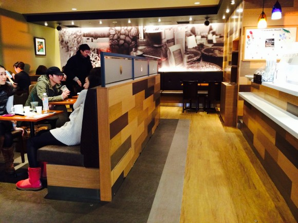 成田機場第一航廈 Tully's Coffee003