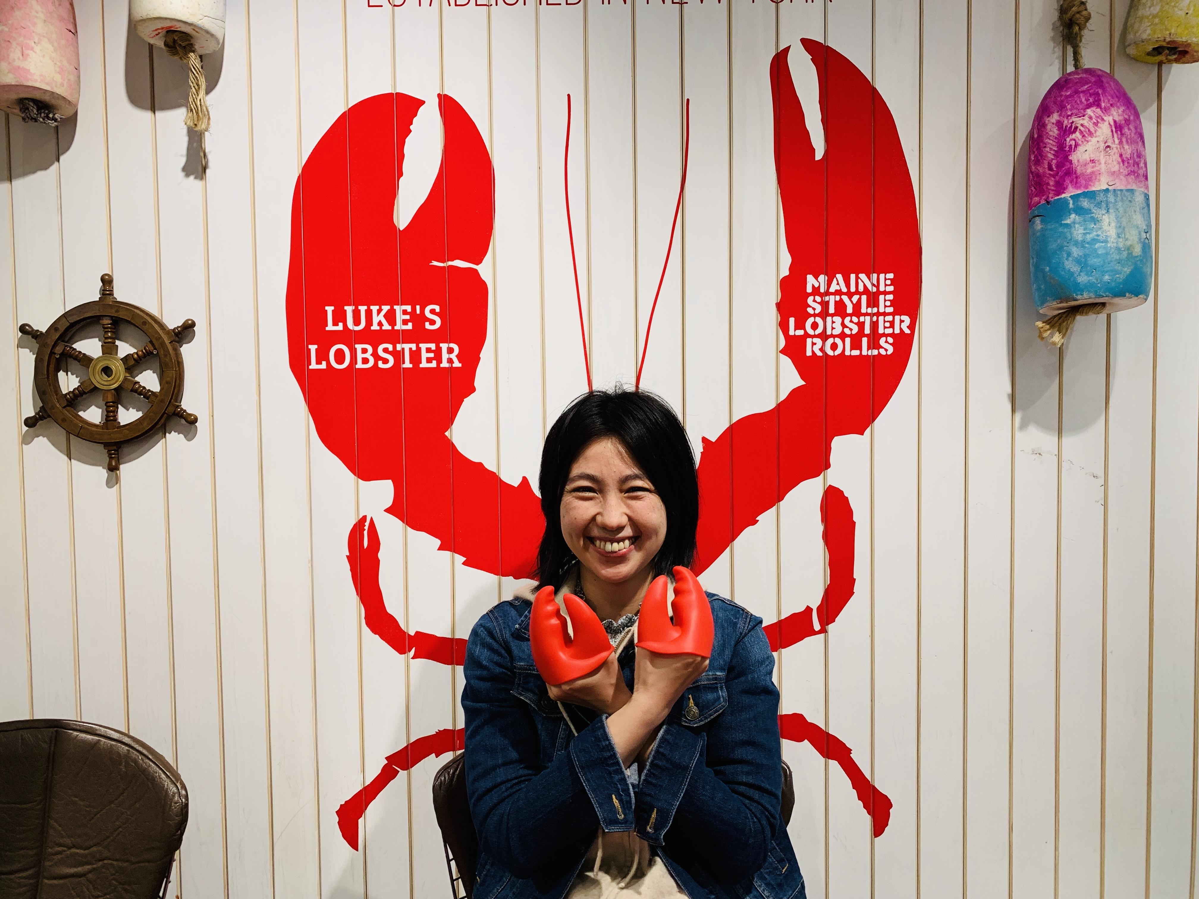 LUKE'S LOBSTER 銀座店