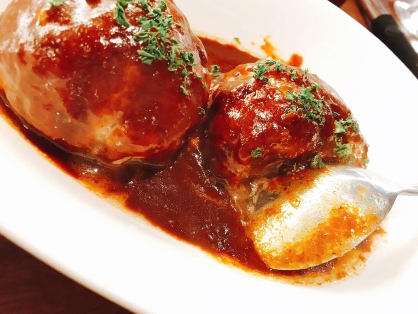 西班牙小酒館 將泰庵@澀谷 多蜜醬漢堡排