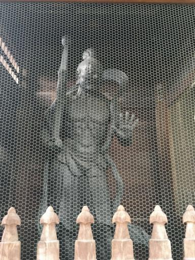 金剛力士像 東京大佛 乘蓮寺 阿形