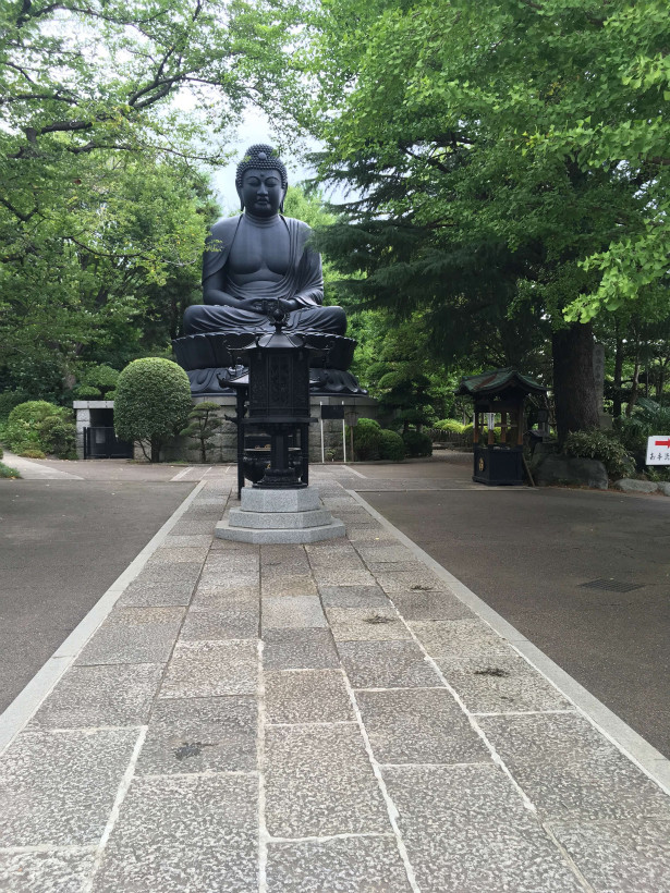 東京大佛 (赤塚大佛)|乘蓮寺
