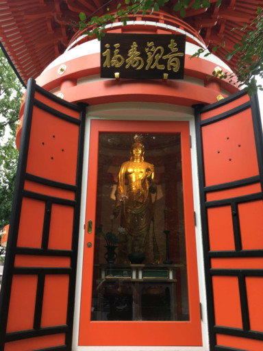 乘蓮寺 佛像
